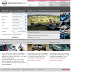 Nissan Dealers Websites