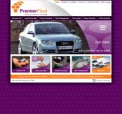 Premier Fleet Website