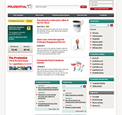 Prudential UK Intranet