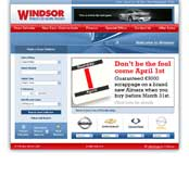Windsor Motors Website